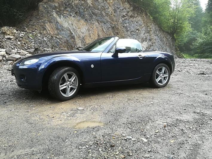 Mazda MX-5 1.8 Limited Edition (2007)
