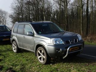 Nissan X-Trail 2.5 4WD Columbia Premium (2007)