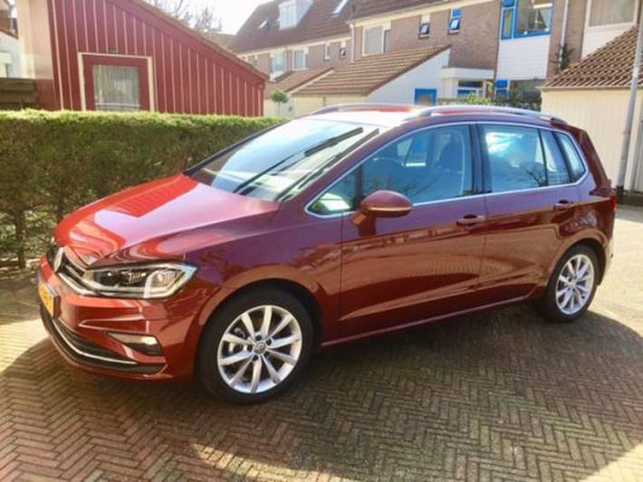 Volkswagen Golf Sportsvan 1.5 TSI ACT 130pk Highline Edition (2018)