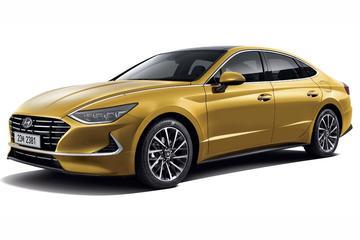 Nieuwe Hyundai Sonata gepresenteerd