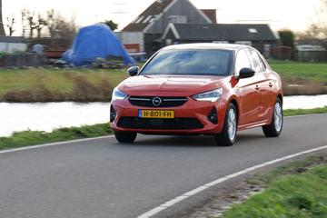Achteruitkijkspiegel - Opel Corsa