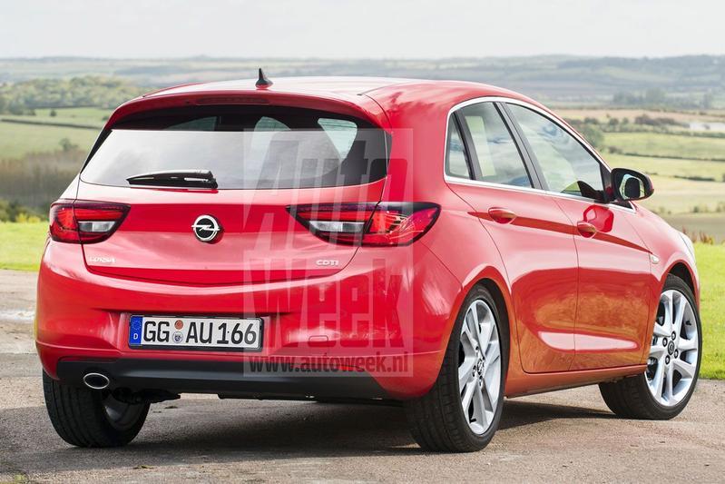 Nieuwe Opel Corsa Krijgt Psa Techniek Autonieuws Autoweek Nl