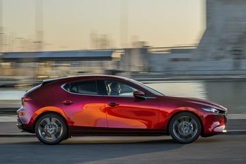 Mazda kondigt krachtigere 3 aan