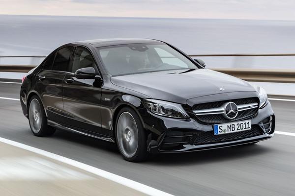 Mercedes-AMG C43 facelift