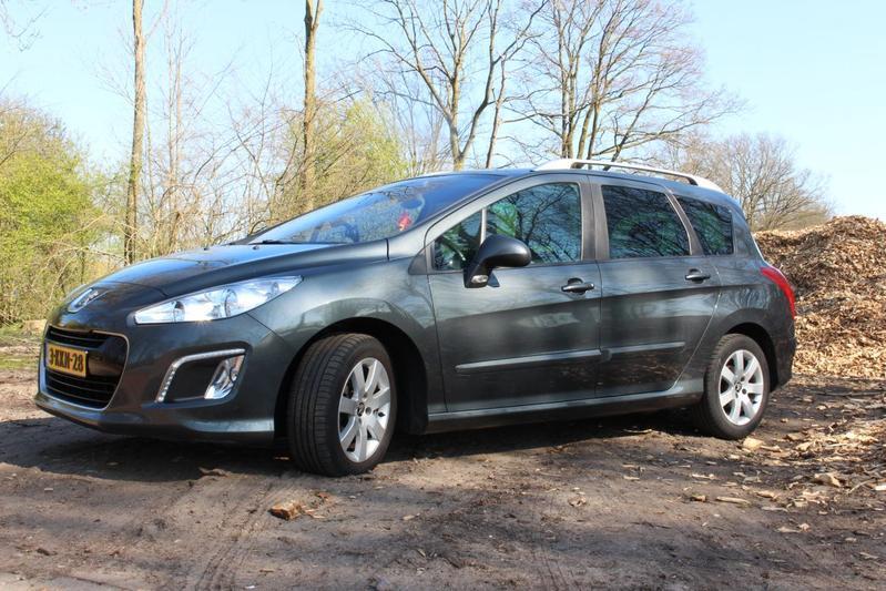 Peugeot 308 SW Active 1.6 VTi (2012)