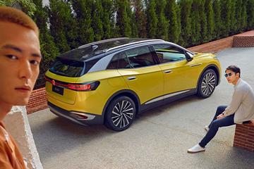 Dít is de Volkswagen ID4 X!