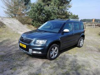 Skoda Yeti Outdoor 1.2 TSI 110pk Greentech Joy (2017)