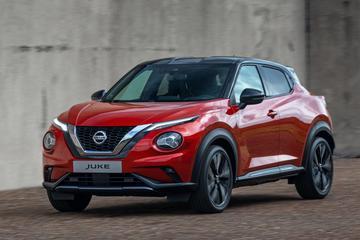Dít is de nieuwe Nissan Juke!