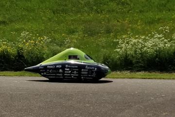 Studenten TU Delft willen waterstofrecord Toyota Mirai verbreken