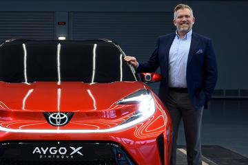 Director of Design Toyota ED2 over de Aygo X Prologue