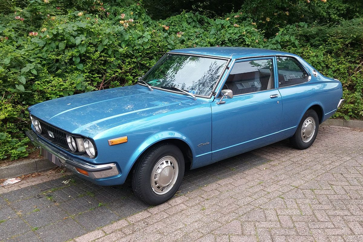 In Het Wild Toyota Carina I 1976 Autonieuws Autoweek Nl