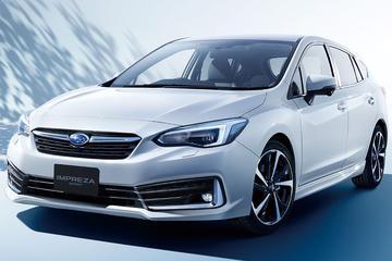 Facelift voor Subaru Impreza