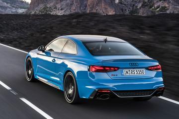 Prijzen Audi RS5 Coupé en RS5 Sportback bekend
