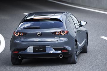 Dít is de nieuwe Mazda 3