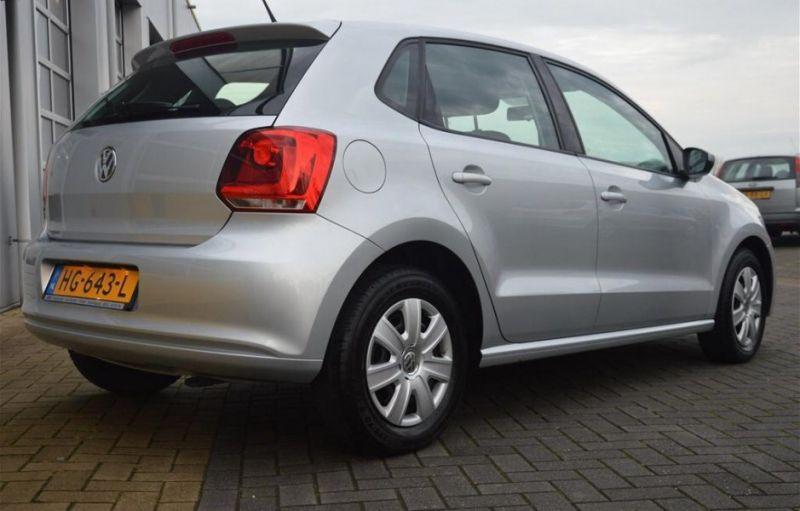 Volkswagen Polo 1.2 60pk Easyline (2010)