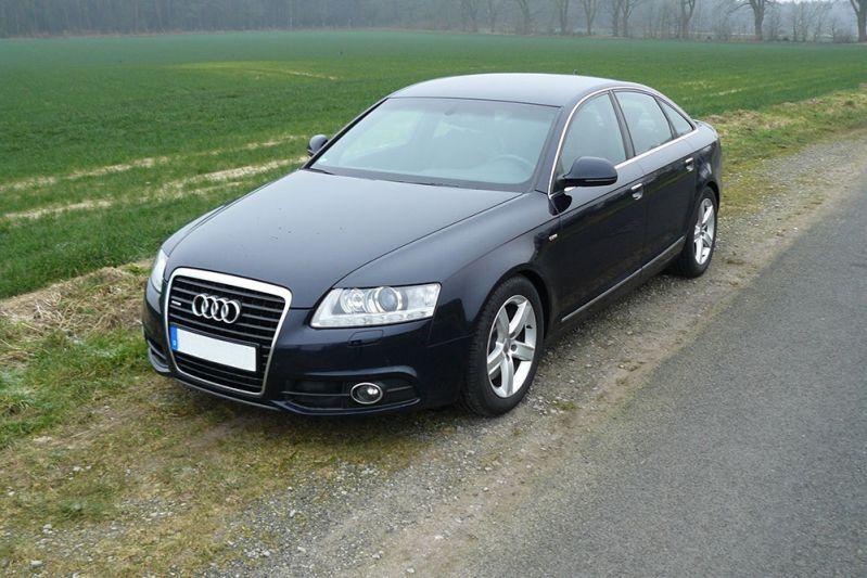 Audi A6 3.0 TDI quattro (2009)