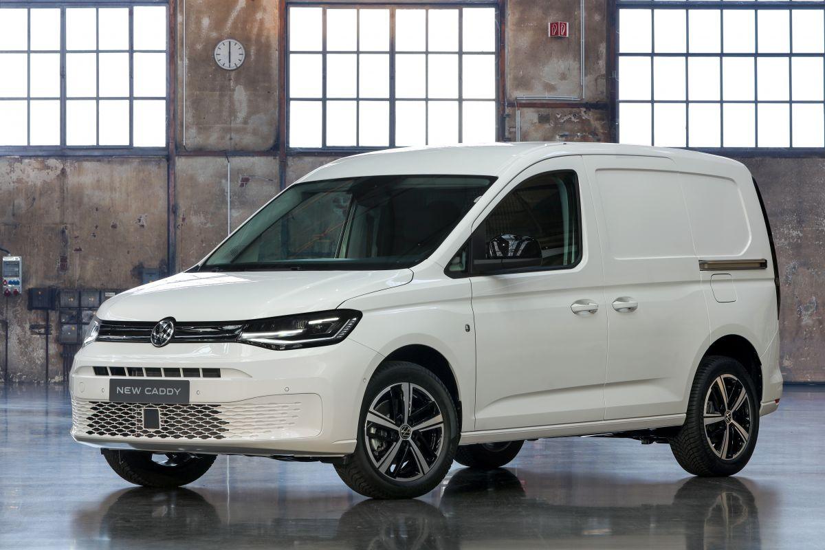 Volkswagen Caddy mKV (2020) 24