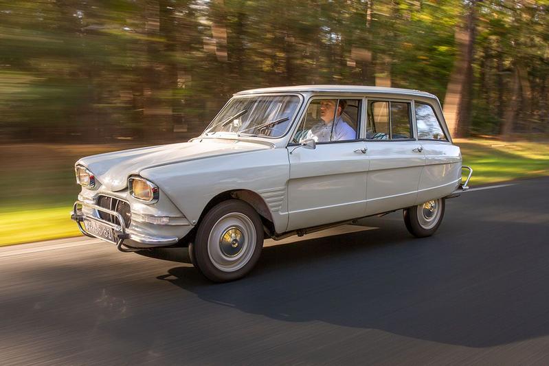 Citroën Ami 6 Break (1965) - Klokje Rond Klassiek