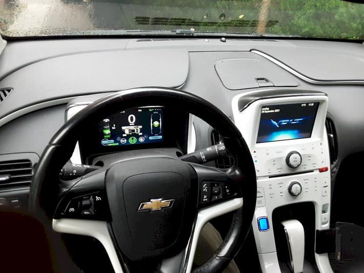 Chevrolet Volt LTZ (2013)