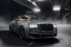 Rolls-Royce Dawn volgens Spofec