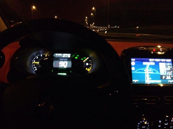 Renault Clio Estate dCi 90 Energy Dynamique (2014) #2