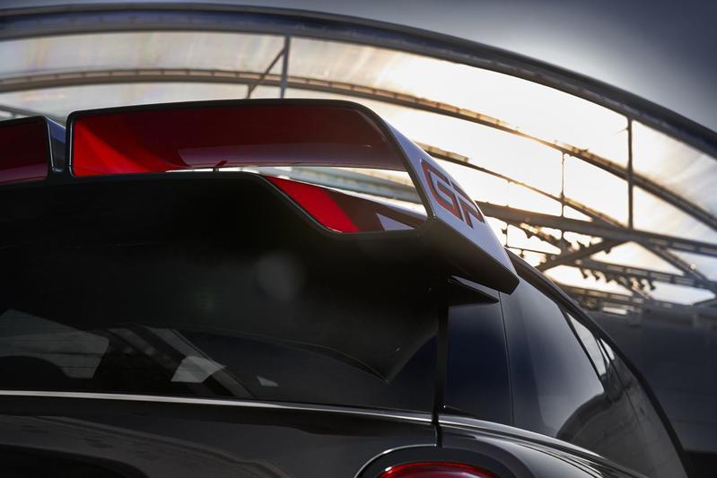 Mini John Cooper WOrks GP teaser