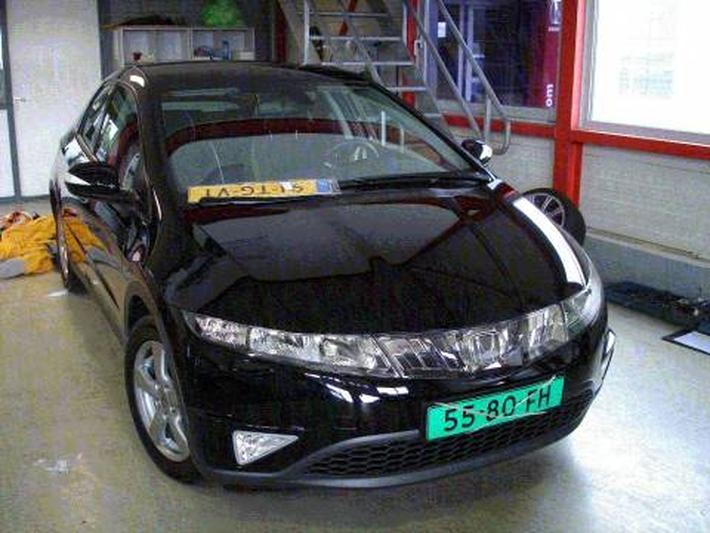 Honda Civic 1.4i DSi Sport (2006)