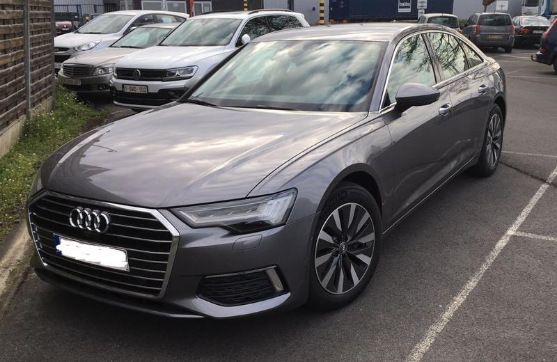 Audi A6 40 TDI (2019)