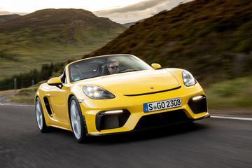 Topversies Porsche 718 nu ook met automaat