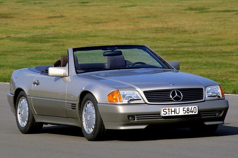 Mercedes-Benz 500 SL (1992)