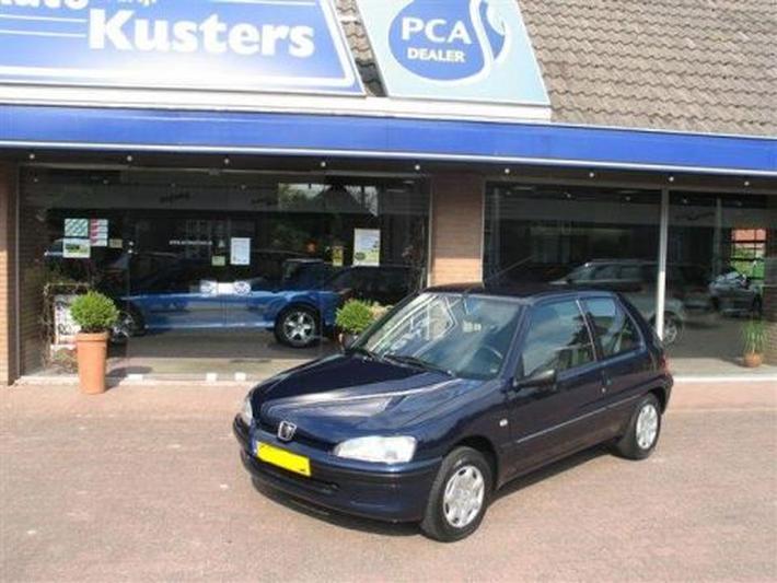 Peugeot 106 XT 1.1 X (2003)