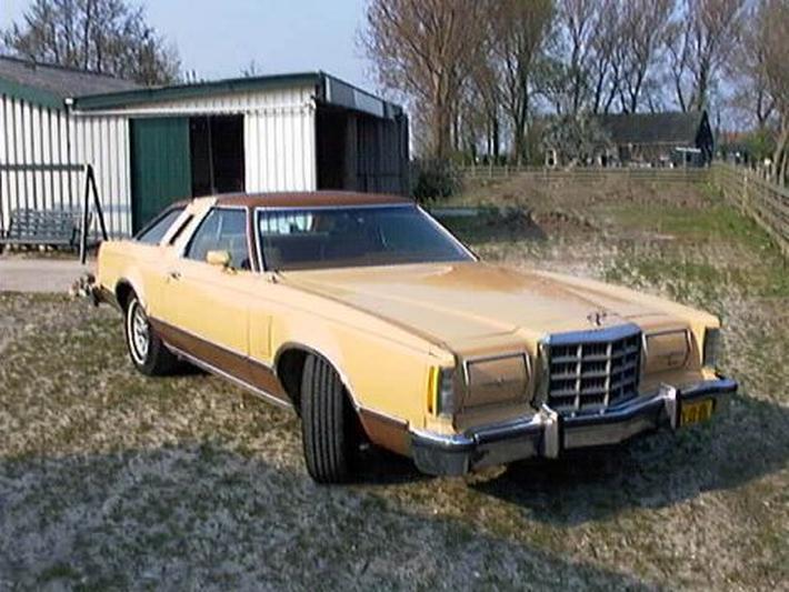 Ford 7.5 v8 (1979)