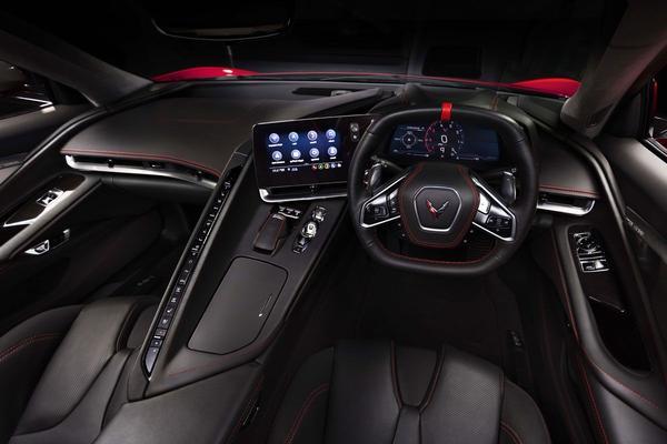 Nieuwe Corvette voor het eerst ook rechtsgestuurd