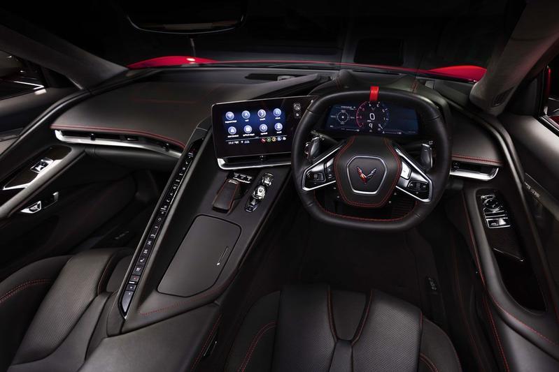 Chevrolet Corvette rechtsgestuurd Holden