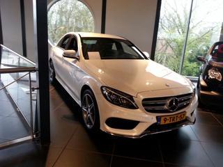 Mercedes-Benz C 180 Prestige (2014)