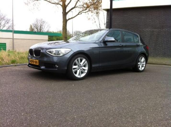 BMW 116d EfficientDynamics Edition (2013)