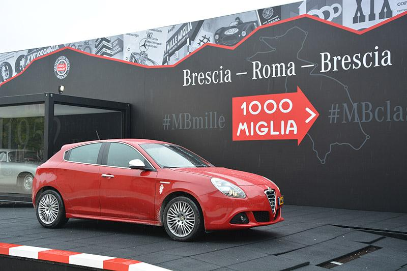 Alfa Romeo Giulietta 1.4 Turbo MultiAir Business Executive (2012)