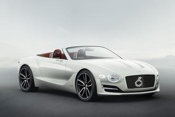 Verrassing: Bentley EXP 12 Speed 6e Concept