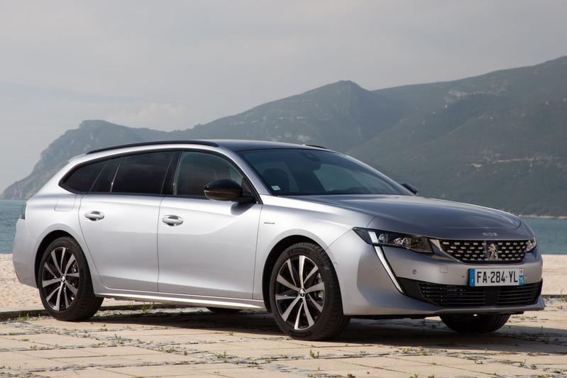 Peugeot 508 SW First Edition BlueHDi 180 (2019)