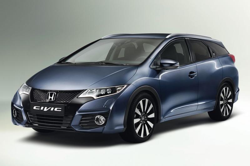 Honda Civic Tourer 1.6 i-DTEC Elegance Business Edition (2015)