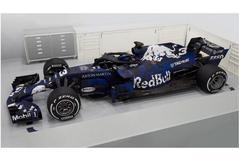 Nieuw Formule 1-auto voor Max Verstappen