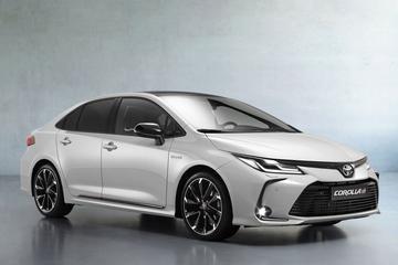 Toyota Corolla Sedan ook als GR Sport