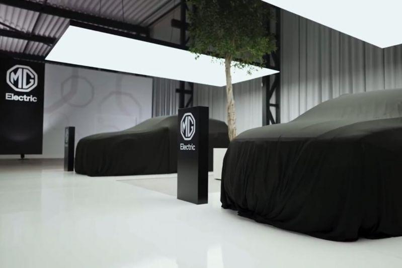 MG nieuwe modellen