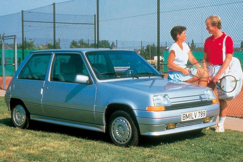 Renault 5 TR (1990)