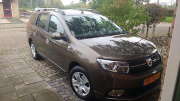Dacia Logan MCV TCe 90 Lauréate (2017)
