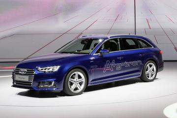 Audi A4 Avant g-tron gepresenteerd