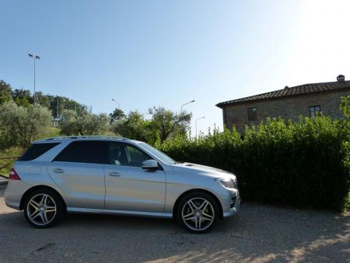Mercedes-Benz ML 250 BlueTEC 4Matic (2012)