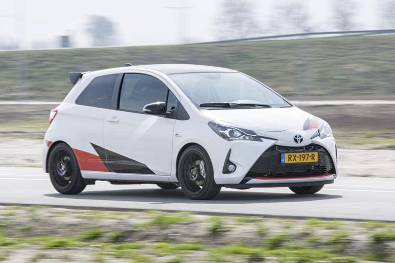 Toyota Yaris GRMN (2018)