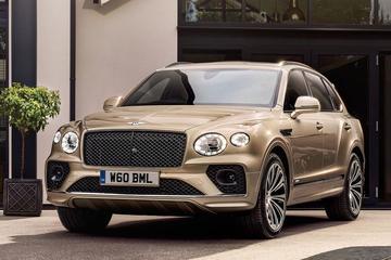 Bentley Bentayga Hybrid: tot 50 km elektrisch