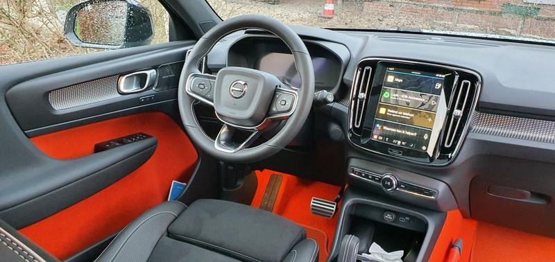 Volvo XC40 Recharge P8 AWD (2020)